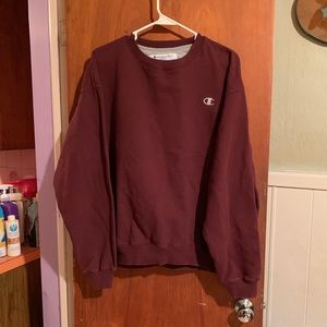 Champion sweatshirt sz XL
